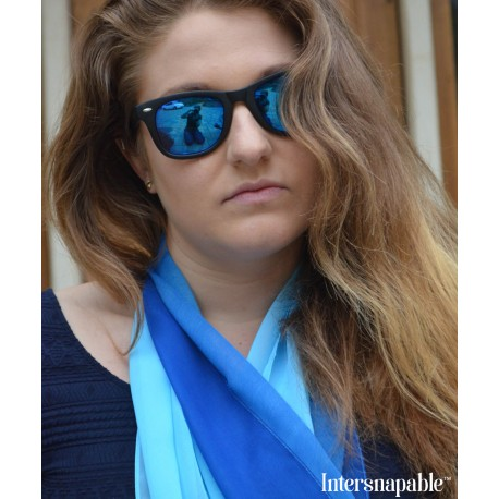 Sea Breeze Ombre Scarf